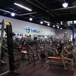 gym floor Shallotte
