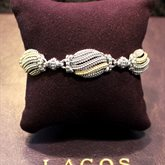 "Lagos Lagos ""Soiree"" Bracelet available at Albert F. Rhodes Jewelers"