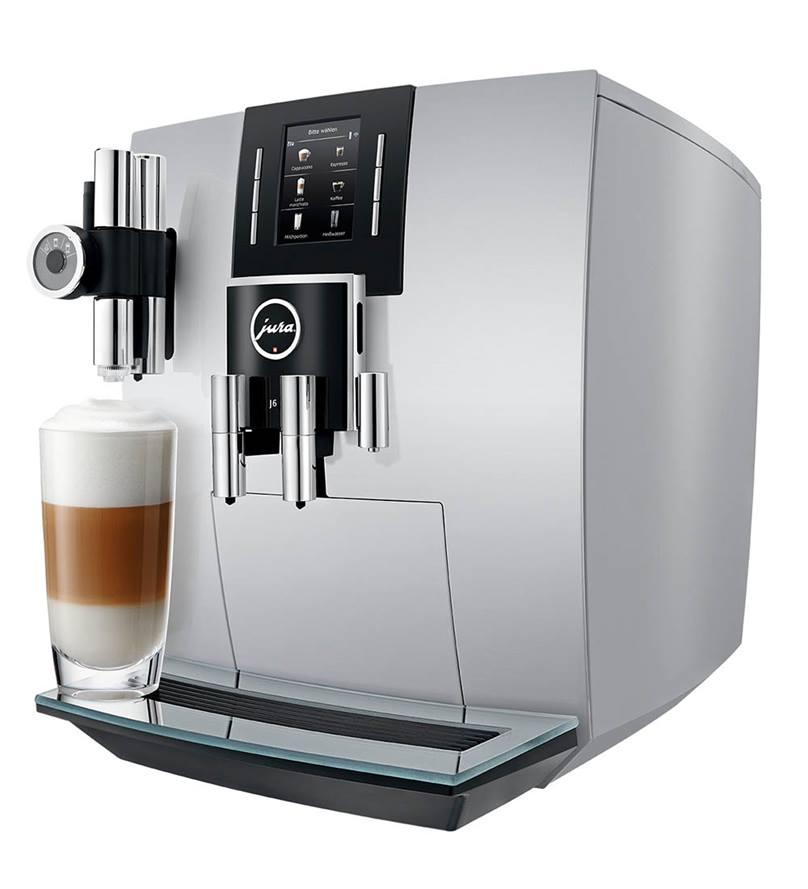Carolina Coffee Jura J6