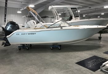 2020 Key West 203 DFS (ON ORDER) Boat