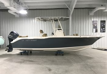 2020 Key West 239 FS Slate Grey liquid-unknown-field [type] Boat