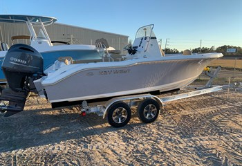2020 Key West 219 FS Manta Gray #NF160 Boat