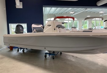 2021 Robalo 226 Cayman Alloy Gray (ON ORDER) Boat