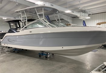 2021 Robalo R247 Alloy Gray (ON ORDER) Boat