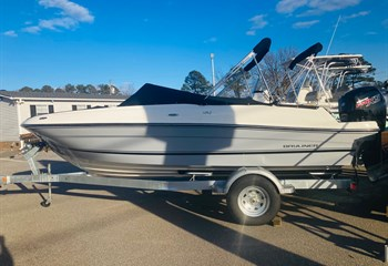 2021 Bayliner VR4 Gray/White (CLAYTON) Boat