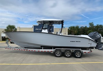 2021 Cape Horn 32T Gray Boat