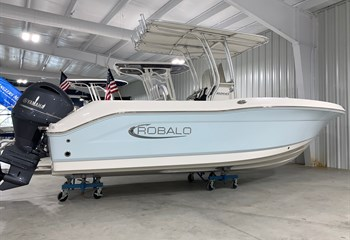 2021 Robalo R200 Ice Blue/White (IN STOCK) Boat