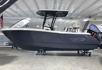2021 Robalo R230 Shark Gray  Boat