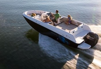 2020 Bayliner Element E21 liquid-unknown-field [type] Boat