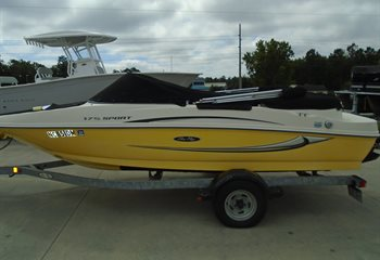 2008 Sea Ray 175 Sport liquid-unknown-field [type] Boat