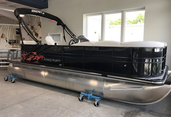 2020 Starcraft Pontoon SLS1 liquid-unknown-field [type] Boat