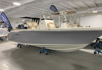 2020 Key West 219 FS Manta Gray #NF159 liquid-unknown-field [type] Boat