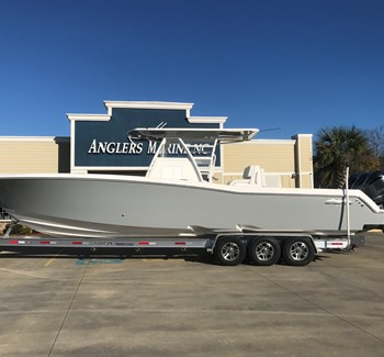 2019 Invincible 36 Whisper Grey New Boat
