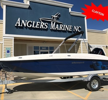 2019 Bayliner Element E18 New Boat