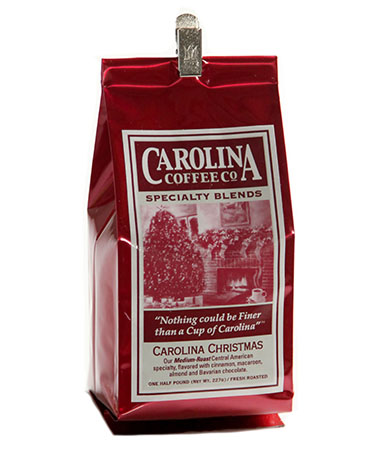 Carolina Coffee Carolina Christmas Blend