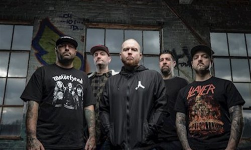 Hatebreed Releases New Album Weight of the False Self