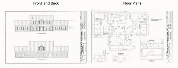 The Sound Cat Veterinary Hospital Floor Plan