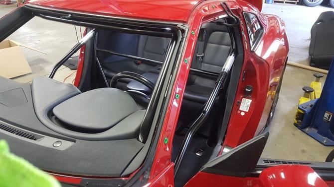 GTR Driver Side Angle